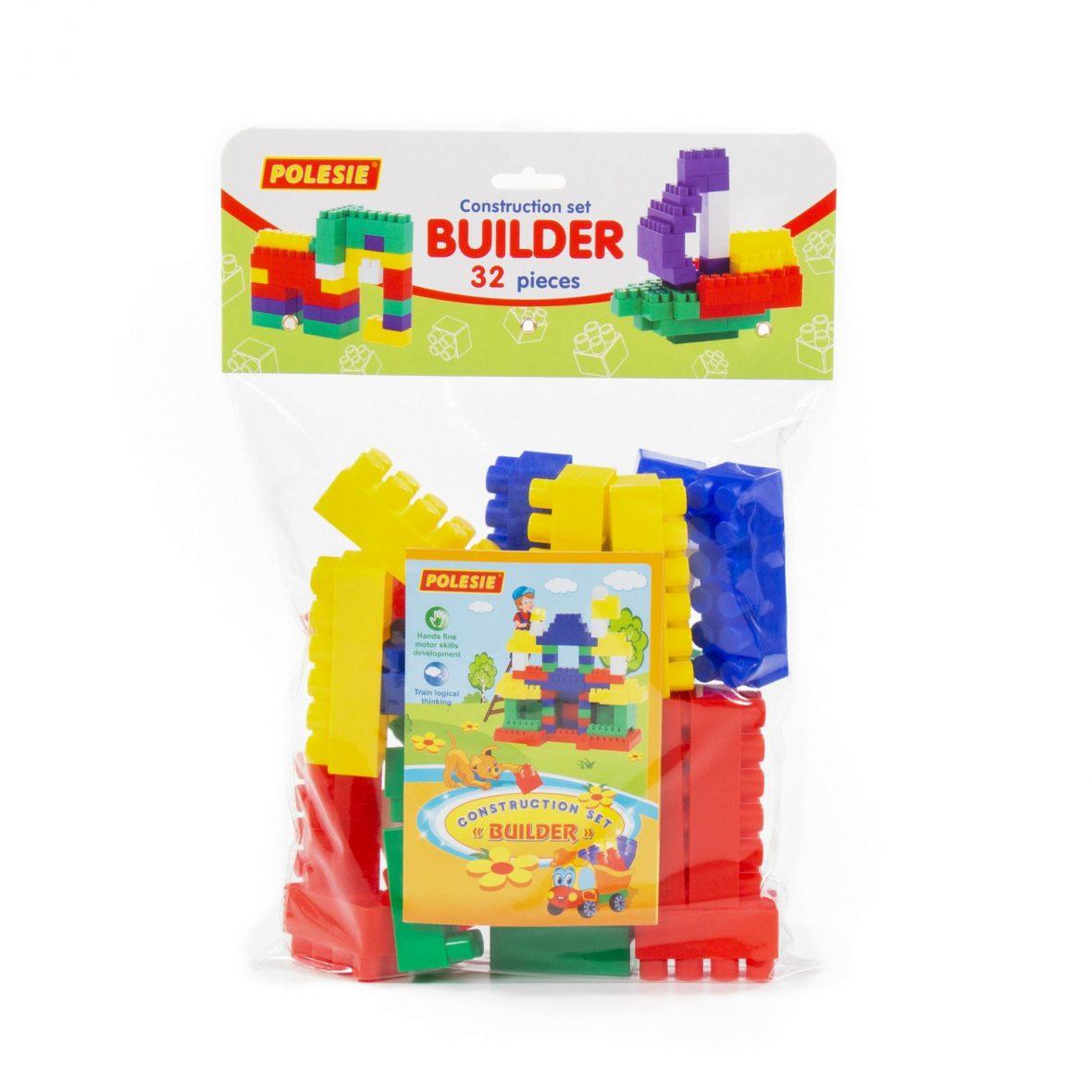 Construction set Builder – 32